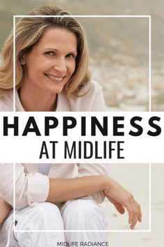 Midlife Crisis, Frauen Mittleren Alters, Present Over Perfect, Middle Aged Women, Negative Self Talk, Difficult People, Regular Exercise, Happy Women, Menopause