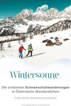 Draußen ist die Welt noch in Ordnung. Frische Luft und reichlich Vitamin D - ein perfekter Tag im frischen Schnee. Am besten mit Schneeschuhen, oder? Wir haben die schönsten Touren für euch zusammengestellt. Ab in den Schnee. Foto: TVB Ramsau am Dachstein