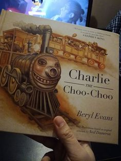 Charlie The Choo Choo Engine Dark Tower Art, The Dark Tower, Stephen King, Steven King Quotes, La Tour Sombre, Roland Deschain, Great Novels, Mists, The Darkest