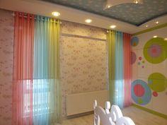 Çocuk Odası Perdesi : Bristol Deco & Villa