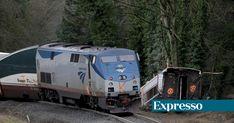 Porque razão seguia em excesso de velocidade o comboio que descarrilou na segunda-feira nos Estados Unidos, provocando a morte a três pessoas? Eis a pergunta de um milhão de dólares para a qual os investigadores federais norte-americanos procuram uma resposta... http://expresso.sapo.pt/internacional/2017-12-20-Descarrilamento-nos-EUA-investigadores-suspeitam-de-distracao-do-maquinista