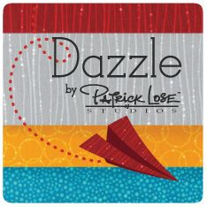 Dazzle by Patrick Lose: Cotton Quilting Collection: Robert Kaufman Fabric Company. Contents: 100% COTTON