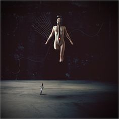 SOLITUDE | 2012 | The Surreal Art of Elton Fernandes