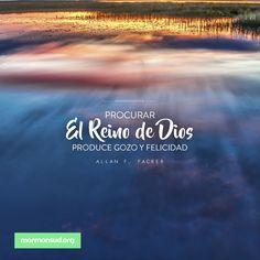 Busquemos el Reino de Dios. #sud #Jesucristo #VidaEterna