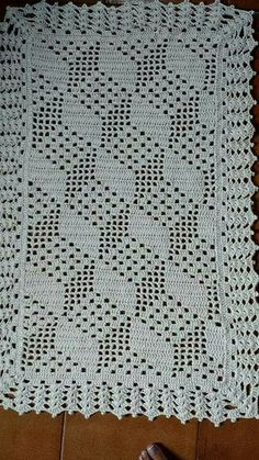 New Ideas For Crochet Blanket Lace F Crochet - Diy Crafts - maallure Crochet Squares Afghan, Crochet Doily Patterns, Shawl Patterns, Crochet Doilies, Crochet Stitches, Crochet Shawl, Crochet Carpet, Crochet Home, Diy Crochet