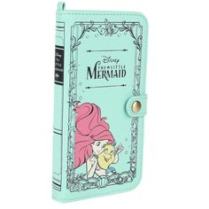 Ariel Little Mermaid #Disney Iphone 6s (4.7) Notebook Case Cover Mirror Japan F/s from $40.79