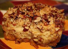 Christy: In honor of the Pumpkin: Pumpkin Pie Cake