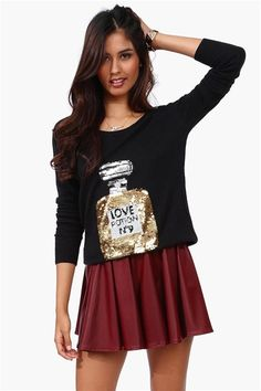 Love Potion Sweater