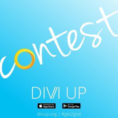 We want to see you with our beautiful golden ring on your phone so we are running a contest!Enter to win a $100 American Express gift card  who doesnt need an extra 100 bucks?! Help this startup that gives HALF of our revenue to charity get a few more downloads! Follow the instructions below to enter! ___________________________________  1. Follow us @divi_up 2. Download our DIVI UP mobile app on iOS or Android  dont worry its free ;) 3. Post a selfie with the DIVI UP app on your personal…