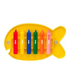 Look at this Bath Crayon Set