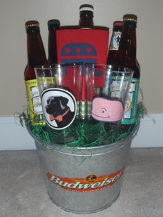 Easter Basket. TSM. What I should have done for the boys Easter baskets