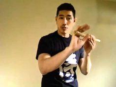 How to Twirl your Escrima stick. FMA. Filipino martial arts. Stick fighting technique