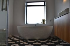 How to design a tile-free bathroom | Stuff.co.nz