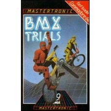 BMX Trials for Commodore 64 from Mastertronic