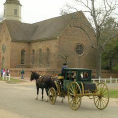 Bruton Parish Church, Williamsburg Virginia...my husband's gggggrandfather was the first Rector.