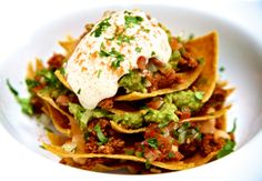 Tortilla Chips & Nachos - The Raw Chef
