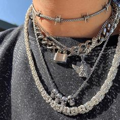 Moon and sun necklace, opal gemstone jewelry, crescent moon necklace, sun necklaces, celestial jewelry - Fine Jewelry Ideas Grunge Accessories, Grunge Jewelry, Jewelry Accessories, Grunge Outfits, Grunge Fashion, Boy Fashion, Bling, Accesorios Casual, Aesthetic Grunge
