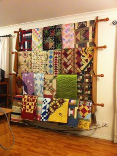 Quilt Racks- Do you have one? Can I see and hear about it? - Quilters Club of America