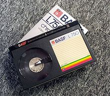 Beta Tapes, yeah, before VHS