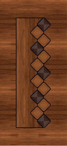 Single Door Design, Home Door Design, Wooden Door Design, Door Design Interior, Main Door Design, Interior Decorating, Wooden Partitions, Modern Wooden Doors, Office Table Design