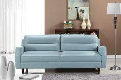 Isabel Full Leather Sofa