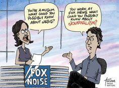 Cartoon goes viral after this Biblical scholar schools a Fox News host Blue Nation Review