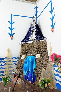 Santeria Altar by Tom Kilroy, via Flickr