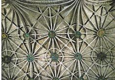 Ceiling detail Jerónimos Monastery/Detalhe da abóbada
