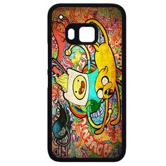Adventure Time HTC Phonecase For HTC One M7 HTC One M8 HTC One M9 HTC One X