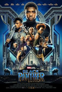 #BlackPantherEvent poster
