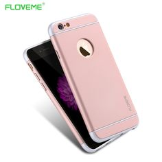 FLOVEME Original Brand Luxury Case for iphone 6 display accessories Back Coque Fundas for iPhone 6 Protective Phone Hybrid Cases