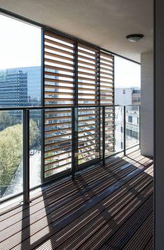 Duco Ventilation & Sun Control (Project) - Livingstone - PhotoID #335305 - architectenweb.nl