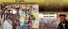 Djibathen SAMBOU à la découverte de @Awalebiz #Artiste-peintre#talent#beaux arts@Djibathen sambou https://awalebiz.com/fr/djibathen-sambou-fr/ …