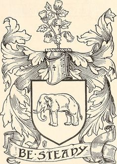 """Armorial families : a directory of gentlemen of coat-armour"" (1905)"