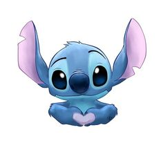 'Stitch Heart' Poster by Kurostars Lelo And Stitch, Lilo Y Stitch, Cute Stitch, Lilo And Stitch Tattoo, Stitch Head, Lilo And Stitch Quotes, Toothless And Stitch, Disney Stich, Stitch Drawing