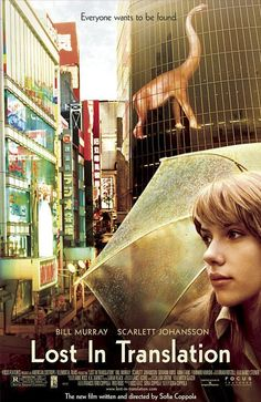 1 September 2003  Photo by Yoshio Sato – © 2003 Focus Features. All Rights Reserved.  Titles: Lost in Translation  Names: Scarlett Johansson  Characters: Charlotte