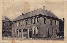 Fire Hall, New Glasgow, 1935