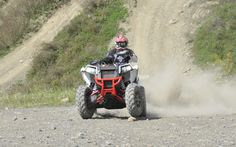 The Scrambler XP 1000 EPS : the most powerful ATV on Earth - Test Drives - ATV Trail Rider