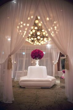 Gorgeous lounge set-up by Revelry Event Designers