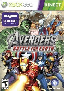 Amazon.com: Marvel Avengers: Battle For Earth: Xbox 360: Video Games