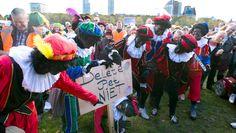 """""""Delete Piet Niet"""" Den Haag - Week in foto's: 21 t/m 27 oktober 2013 Netherlands, Den, Dutch, The Nederlands, The Netherlands, Dutch Language, Holland"""