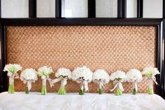 aboutdetailsdetails.com | Wedding Bouquet | Bridal Bouquet | Wedding Flowers | White Dress | White Roses | Rose Bouquet | Rose Bridal Bouquet | Lily Bouquet | White Lilies | Bridesmaid Bouquets |