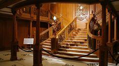 Titanic Grand Staircase - titanic wallpaper
