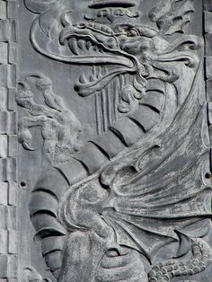 Heraldic Dragon, Weston-Super-Mare