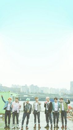 BTS / Run / Wallpaper