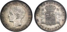 During the colonization of Puerto Rico, the money that was used in Puerto Rico, was that of Spain.
