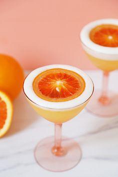 Drink a Cara Cara Mezcal Sour this Cinco de Mayo summer cocktails Woodland Wedding Ideas Trend 2019 Mojito, Mezcal Margarita, Mezcal Tequila, Mezcal Cocktails, Refreshing Summer Cocktails, Spring Cocktails, Craft Cocktails, Cocktail Garnish, Cocktail Drinks
