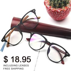 Want your frames to be standout? Check out the latest styles from Wherelight. Alva with TR90 material.