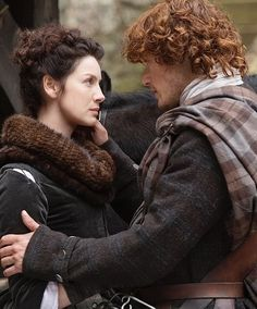 Jamie & Claire, 1x10 By the Pricking of My Thumbs