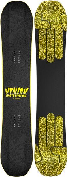 Bataleon Evil Twin Snowboard 154